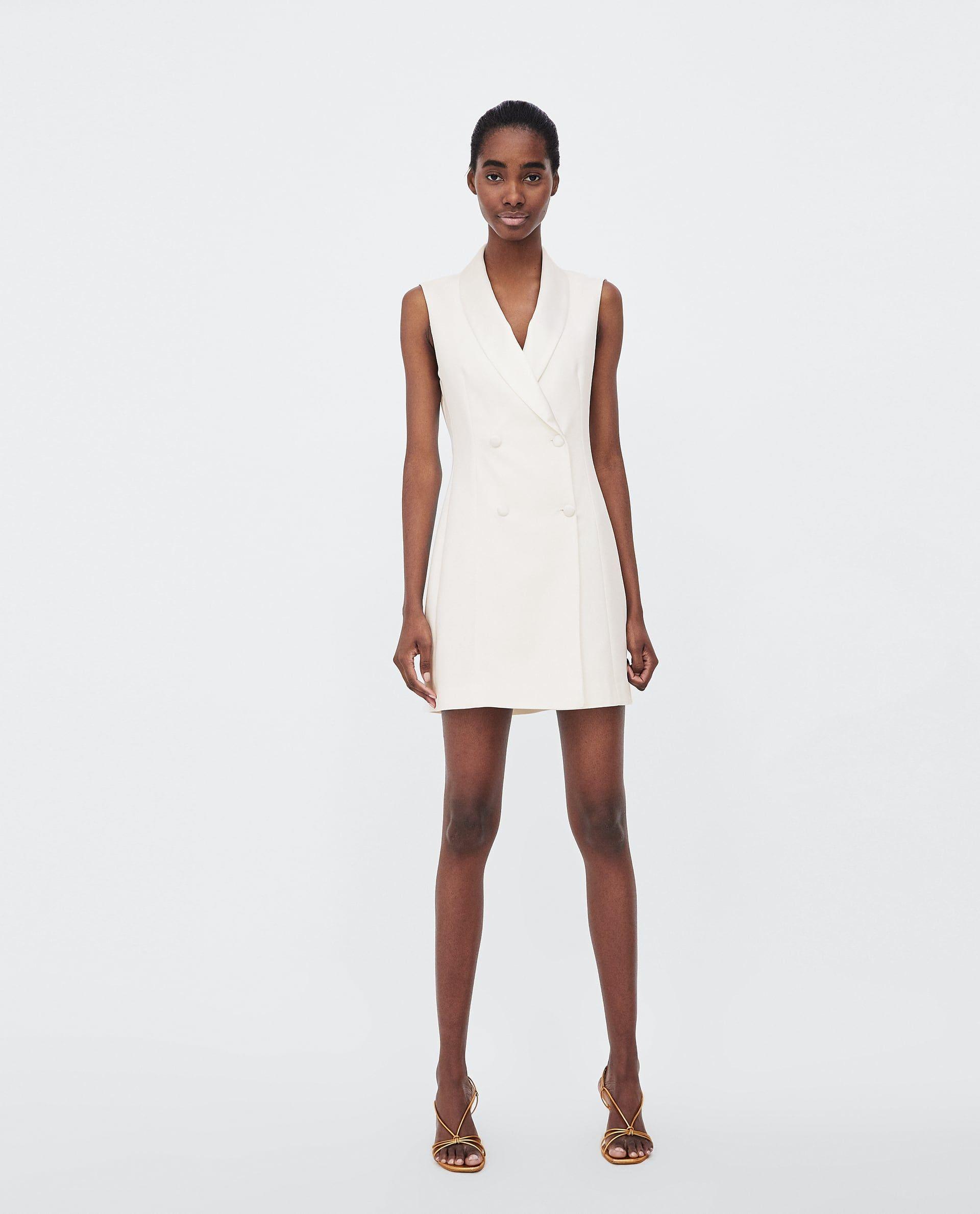 024d80ef Tuxedo dress vest in 2019 | Fashion Passion | Tuxedo dress, Dresses ...