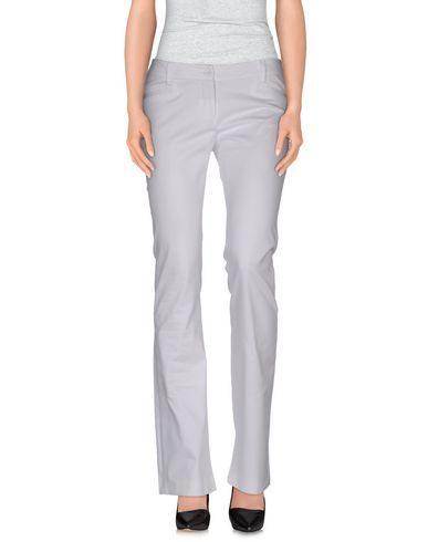 fb801b45a6 ONLY 4 STYLISH GIRLS by PATRIZIA PEPE Women's Casual pants White ...