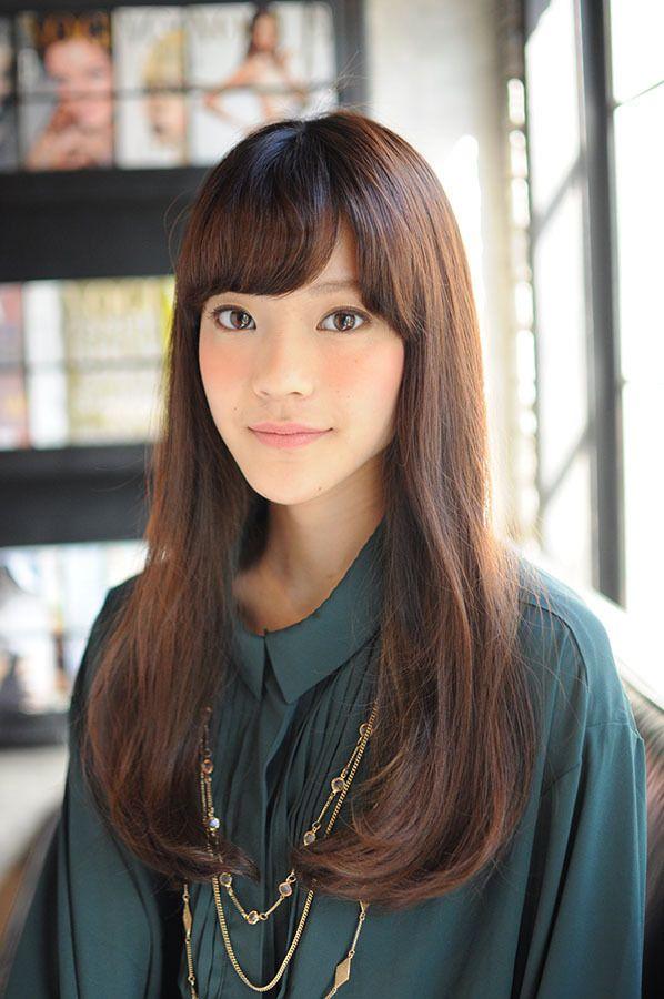 Pin By Kady Le On Hairstyle Hair Dye Ideas Asian Hair Hair Styles Asian Hair Inspiration