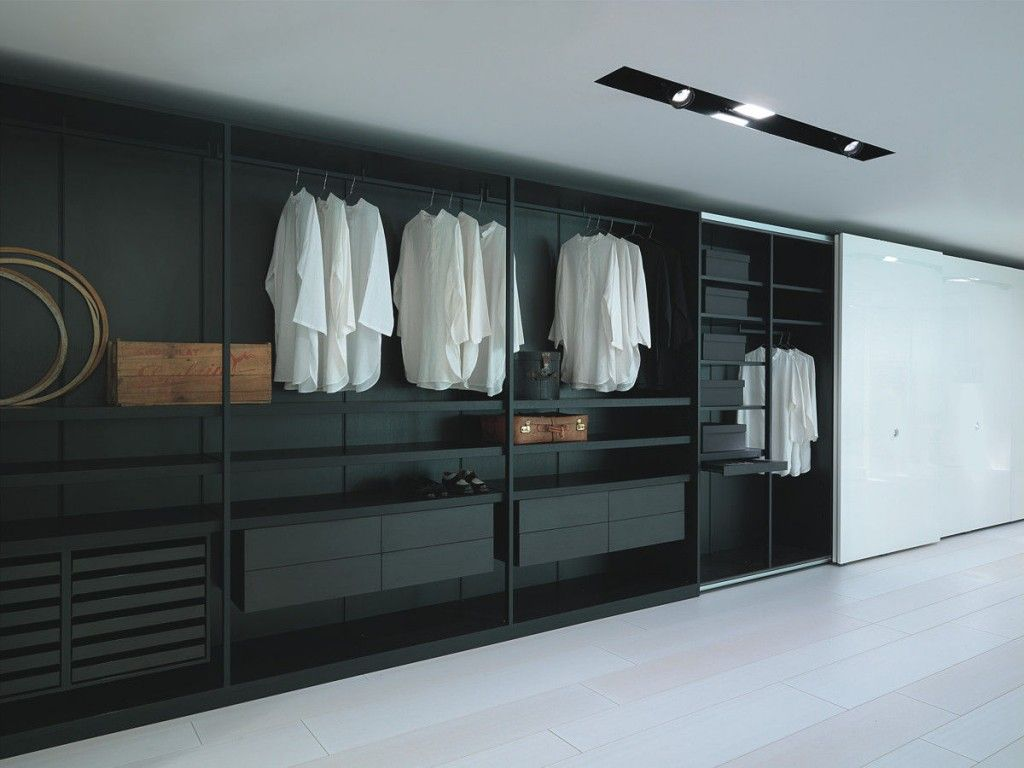 Modern Walk In Wardrobe modern walk in closet wardrobe | furniture + fittings | pinterest
