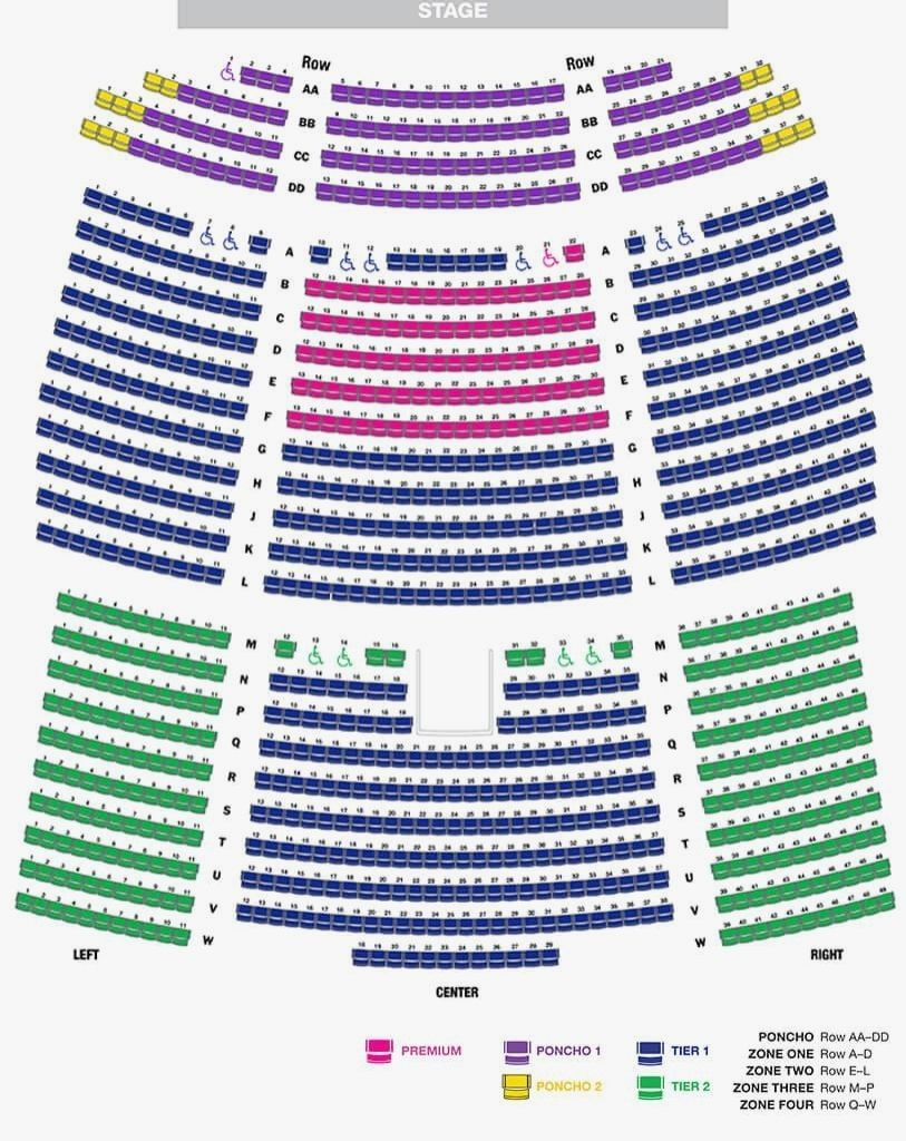 The Most Elegant in addition to Attractive blue man group orlando seating chart bluemangrouporlandoseatingchart bluemangrouporlandotheaterseatingchart seatingchartforbluemangrouporlando
