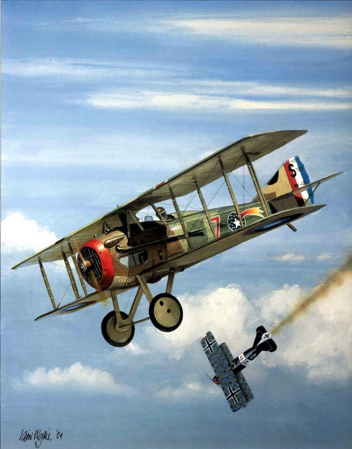 american world war 1 planes - photo #25