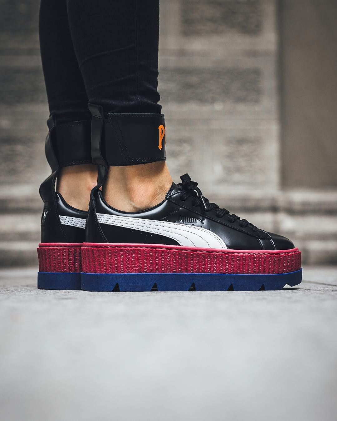 Fenty by Rihanna x PUMA Ankle Strap Sneaker W