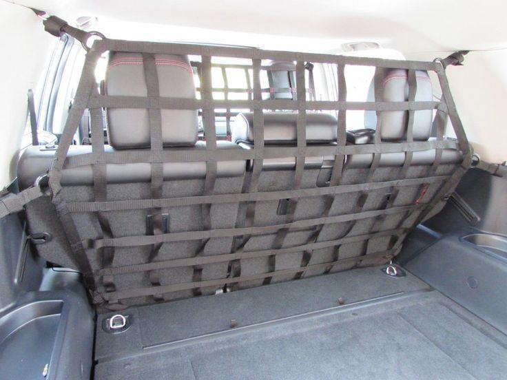 2003 2009 Lexus Gx 470 J120 Behind Rear Seats Upper Barrier