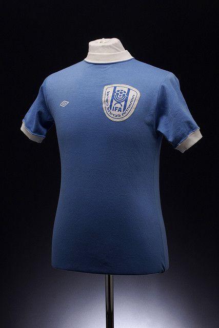 Israel Football Shirt  df3a7e473