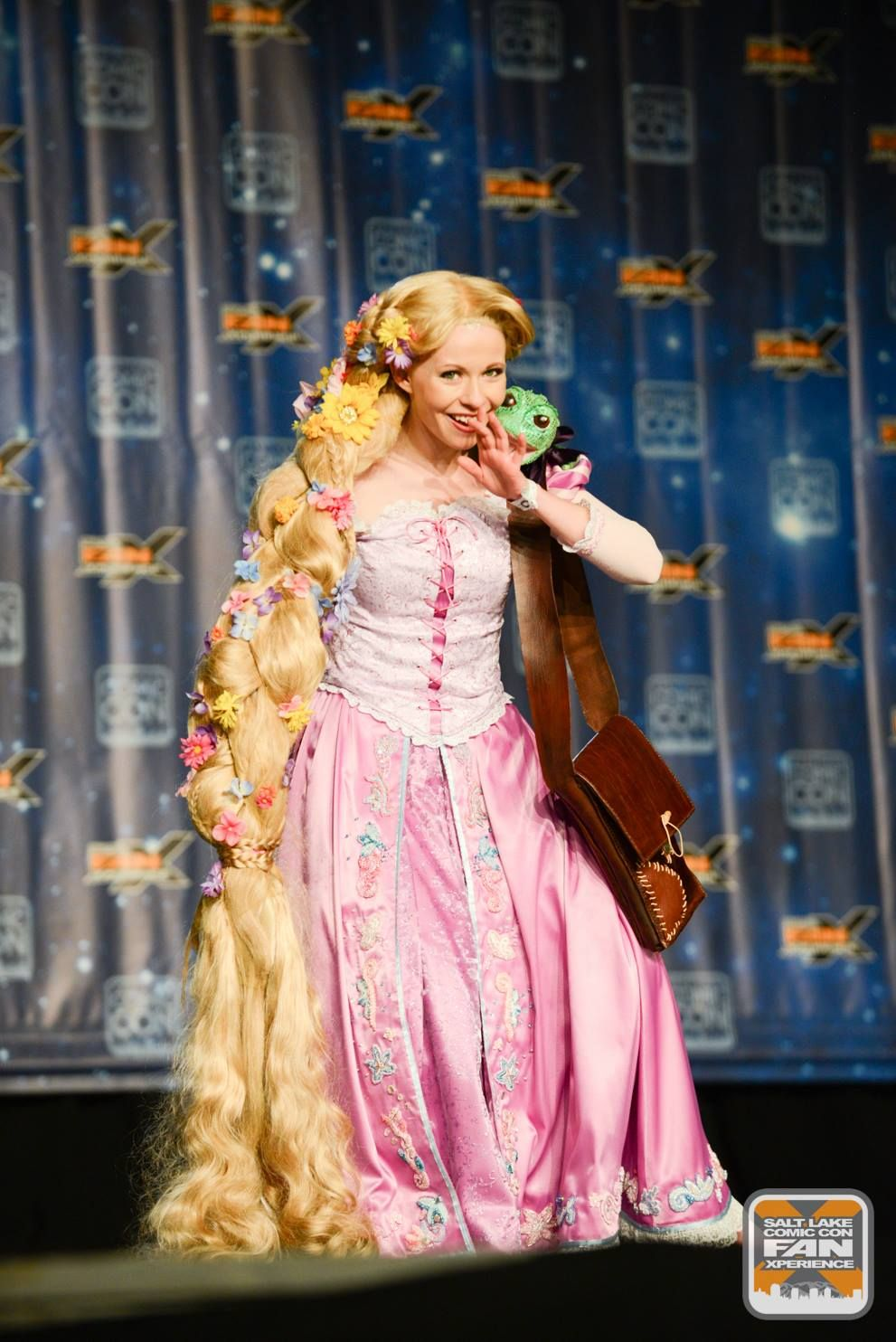 #FANX16 Cosplay Contest - 1st Place Master Category Kimberly Motteshard as Rapunzel  sc 1 st  Pinterest & FANX16 Cosplay Contest - 1st Place Master Category Kimberly ...