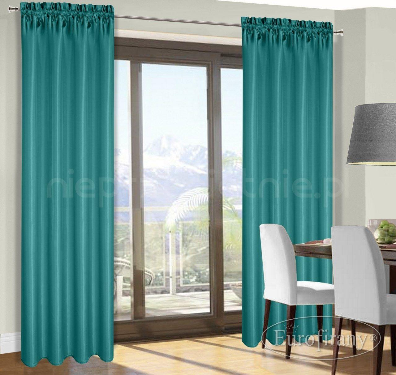 Zaslona Zaslony Gotowe 140x250 Eurofirany 5107035689 Oficjalne Archiwum Allegro Home Decor Curtains Home