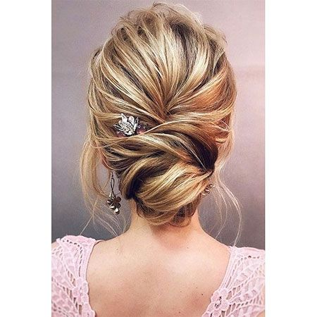 Quick Easy Updo For Short Hair Ma Nouvelle Mode Short Hair Updo Short Hair Styles Hair Styles