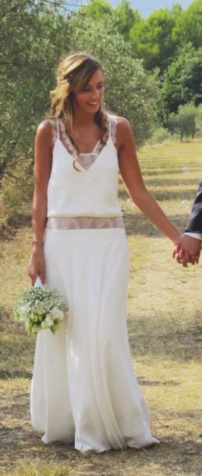 Robe De Mari E Boh Me Chic My Wedding Pinterest Robes And Chic