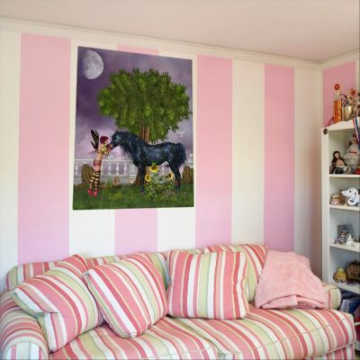 The Last Black Unicorn Poster | Unicorn poster, Black unicorn and ...