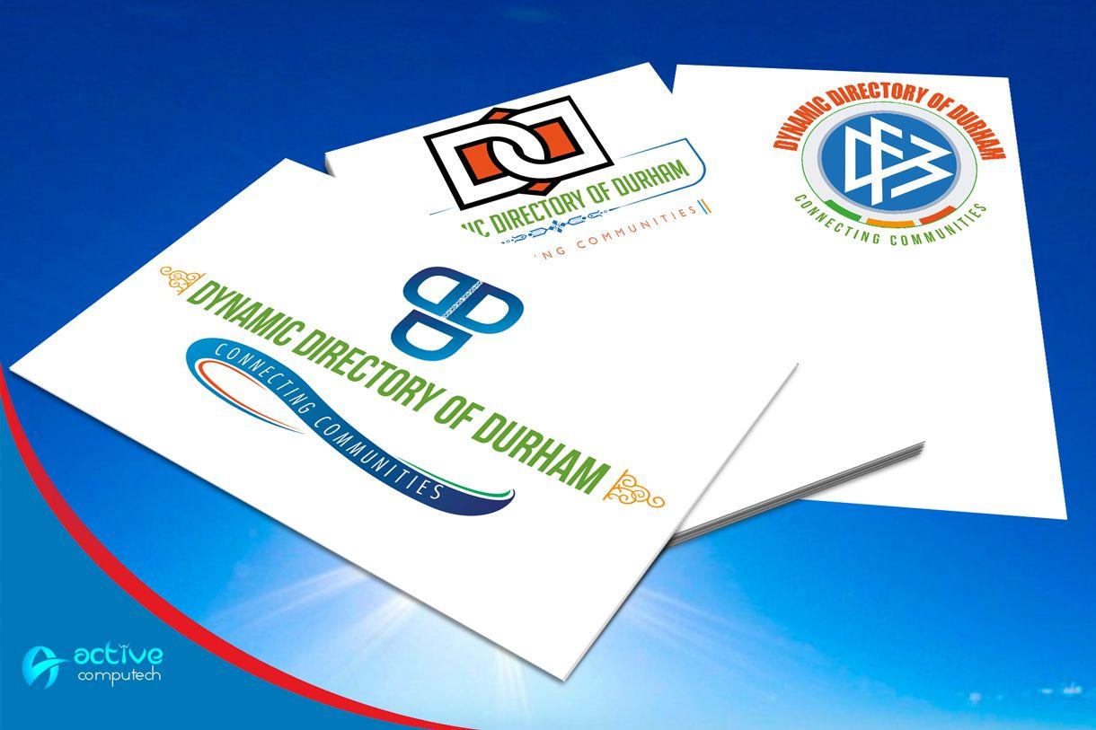 Dynamic Directory Of Durham Logo Design Http Activecomputech Com Web Design Web Design Services Amazing Website Designs