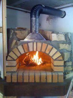 construction d un four pain traditionnel piscine pinterest barbecue cuisine exterieur. Black Bedroom Furniture Sets. Home Design Ideas
