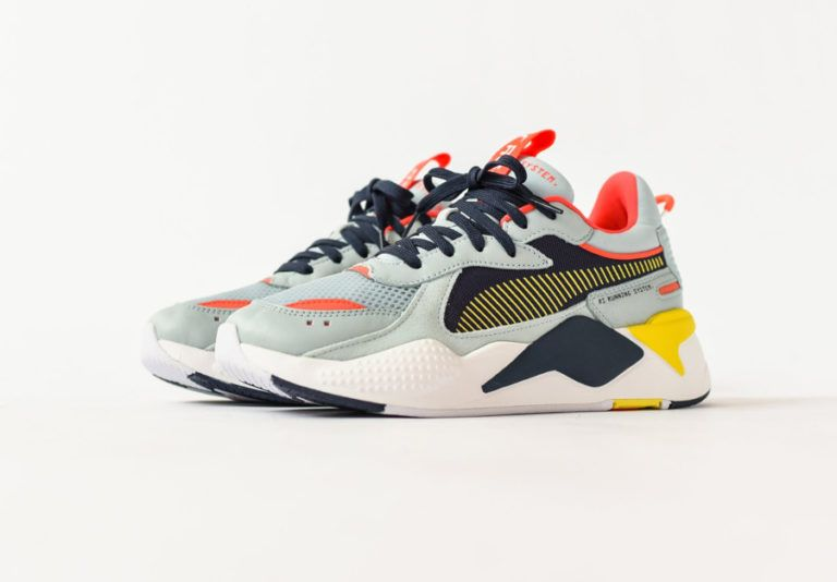 Puma RS X Reinvention 2019 'White Blast Red' (homme