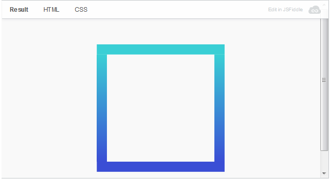How To Create CSS Gradient Border Colors | CSS: tutoriales ...