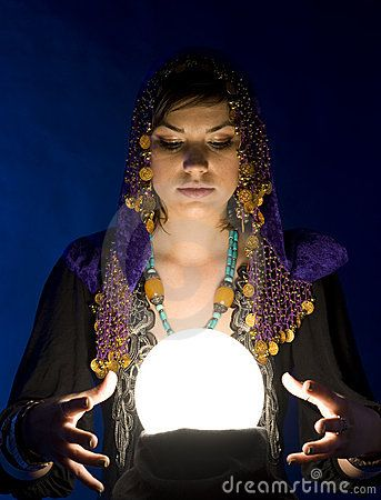 Gypsy Fortune Teller Stock Photos Images Amp Pictures