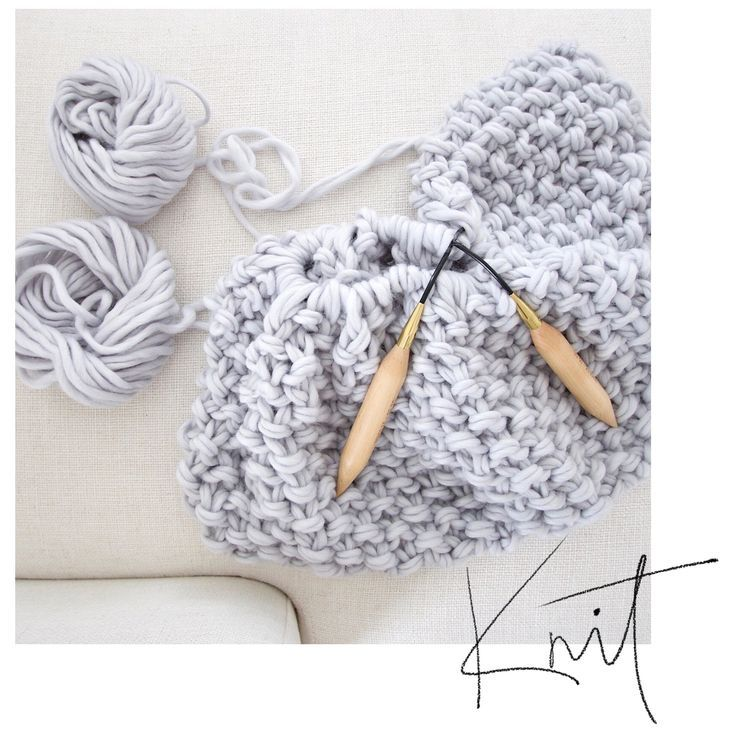 Birch circular knitting needles | Pinterest | Chunky wool, Free ...