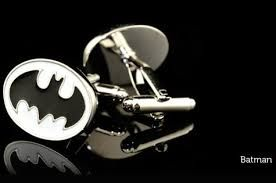 Batman cufflinks
