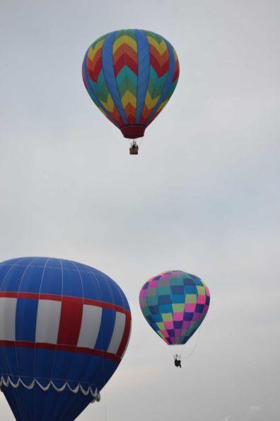 2012 Adirondack Balloon Festival in Glens Falls on September 21, 2012