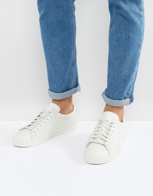Shop Converse PL 76 Ox Trainers In White at ASOS. Find this Pin and more on MENS  SNEAKERS ...