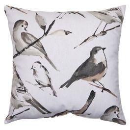 Bird Toss Pillow Collection