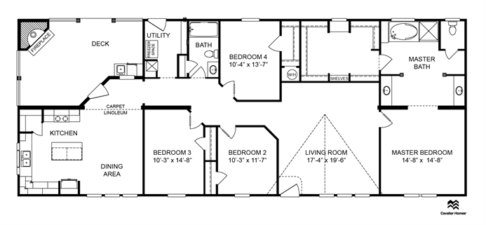 Interactive Floorplan 09A6627PLAT 32X76