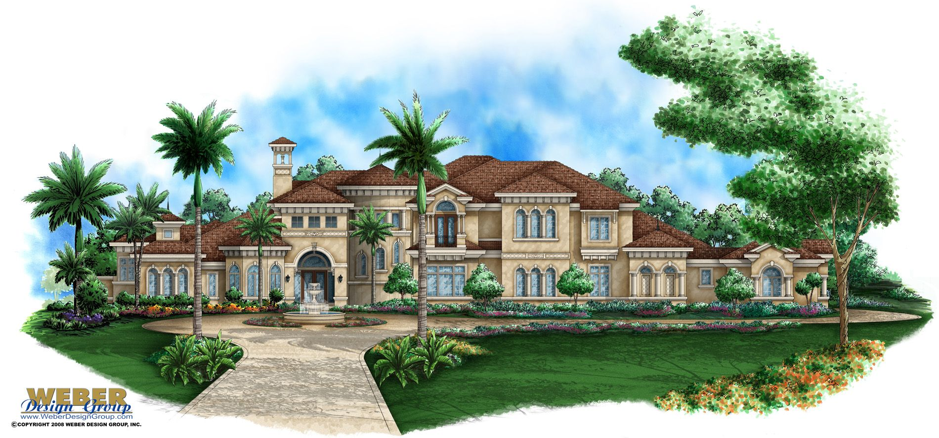 Casa Hermosa House Plan Spanish Mediterranean Mansion Floor Plan With Tuscan Architectural Influen Mansion Floor Plan Mediterranean Mansion Tuscan House Plans