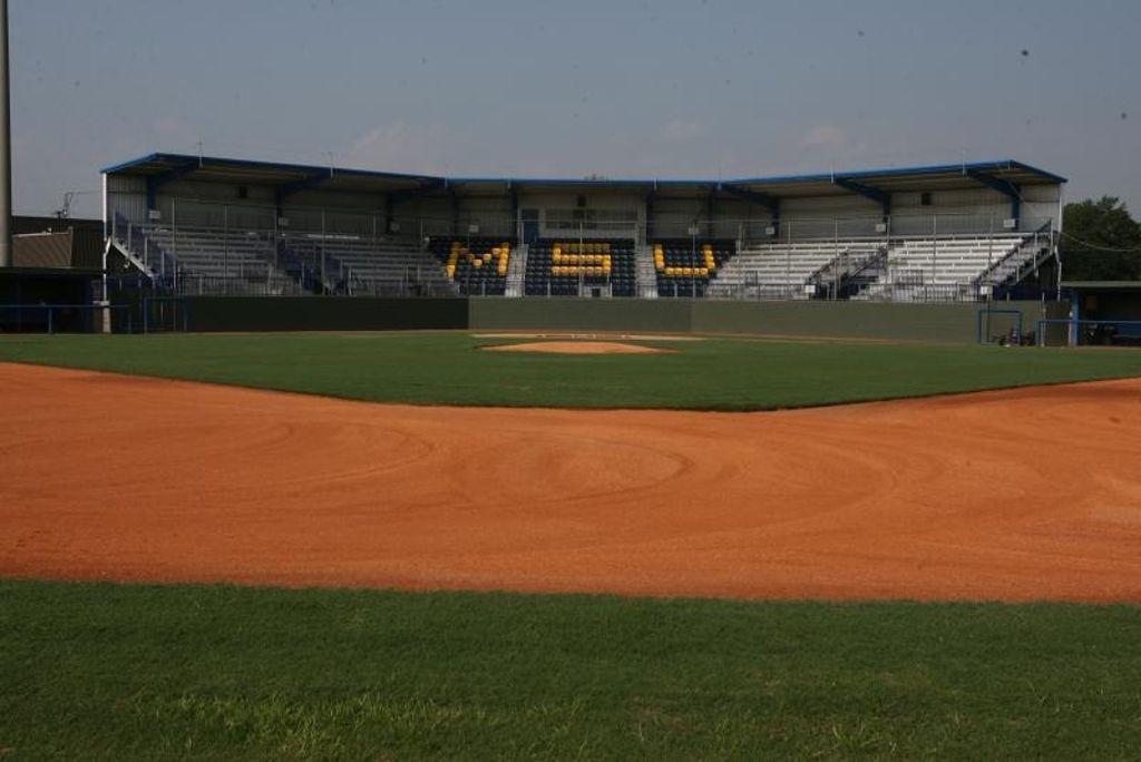 B E S T Cowboy Showcase Baseball Stadium Better Baseball College Baseball