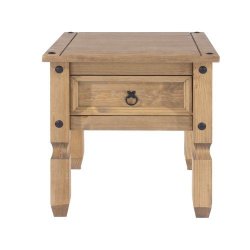 Classic Corona Side Table With Storage Home Haus Colour Table Base Natural Side Table With Storage Side Table Table