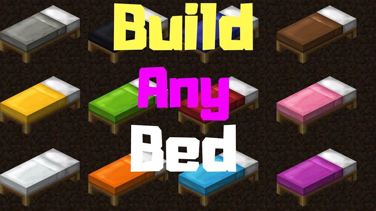 Minecraft Tutorial On How To Make A Bed In Minecraft Minecraft