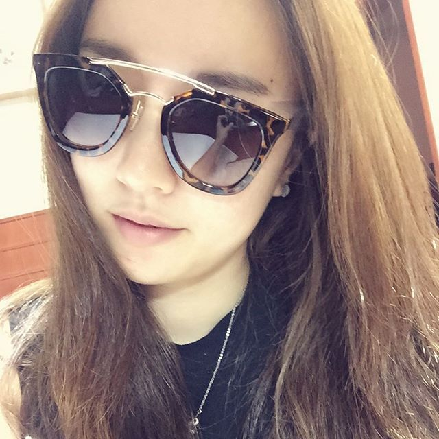 """Wildcat Boutique's Daily #prada#style#sunglasses#jotd#aotd#wildcatsunglasses#selfie#fashion#instagood#selfie#dailylook#comingsoon#follow#shop#leopard#선글라스#와일드켓부띠끄#프라다#스타일#셀카#판매#신상품#패션#셀피#얼스타그램"" Photo taken by @wildcat_boutique on Instagram, pinned via the InstaPin iOS App! http://www.instapinapp.com (08/22/2015)"