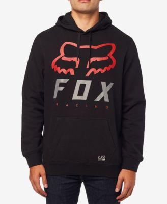 Fox Men's Heritage Forger Logo Print Fleece Hoodie & Reviews