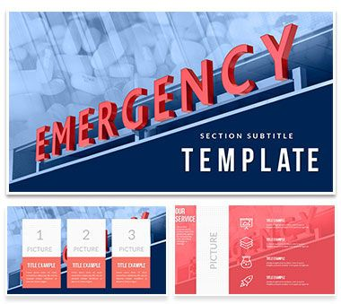 Emergency Powerpoint Templates Presentation Templates
