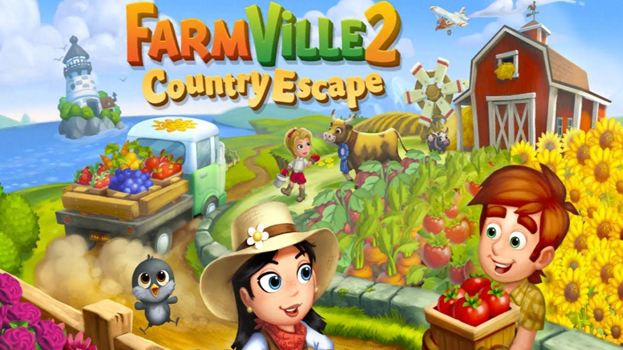 FarmVille 2 Country Escape VER. 8.4.1797 MOD APK