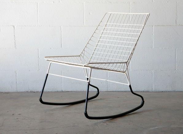 Pastoe Flamingo rocking chair