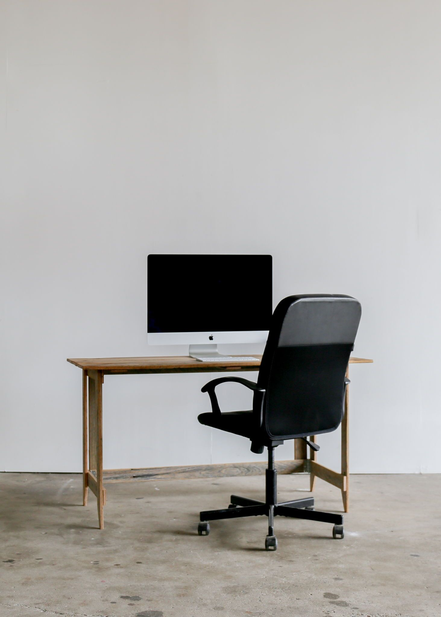 Recycled Timber Flat Pack Desk in 2020 Furniture, Timber