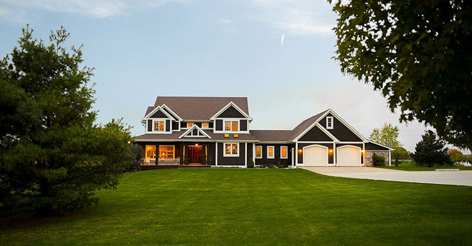 marvelous iowa home builders #9: M. D. Eggers Construction - Custom Home Builders and Custom Cabinetry -  West Des Moines, Iowa