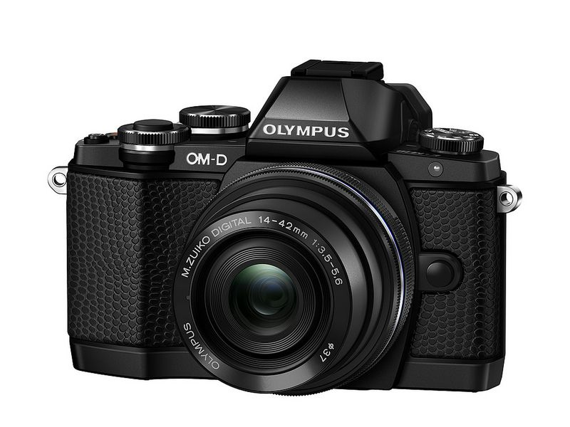 New Olympus Om D E M10 Limited Edition Black Snake Skin Mirrorless Camera System Camera Digital Photography Review