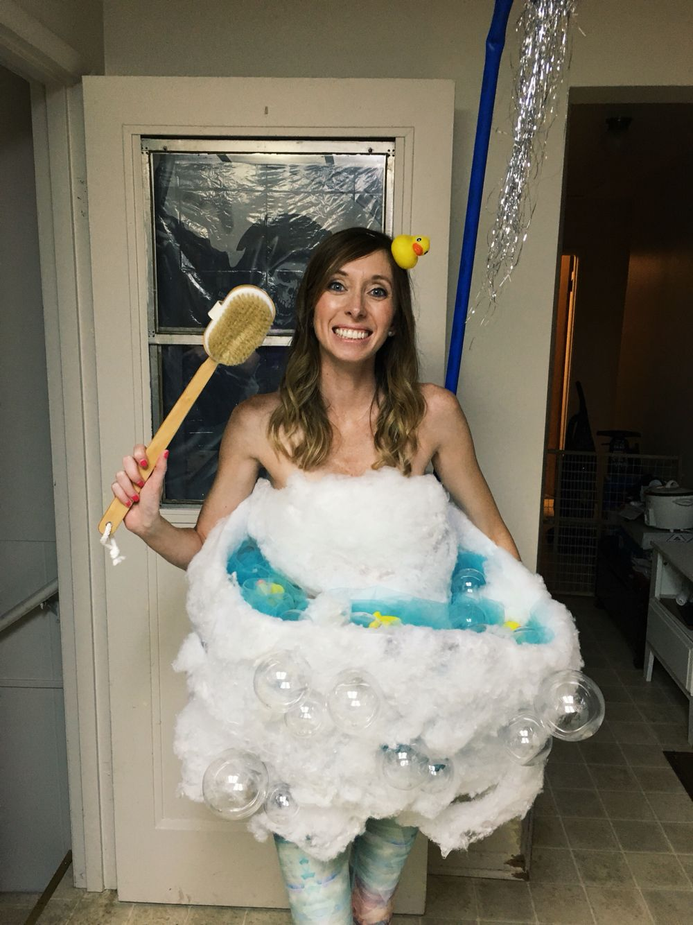 Bubble bath costume | Halloween | Pinterest | Bubble baths ...