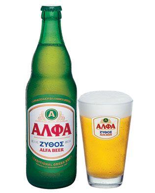 Alfa Beer - Greece