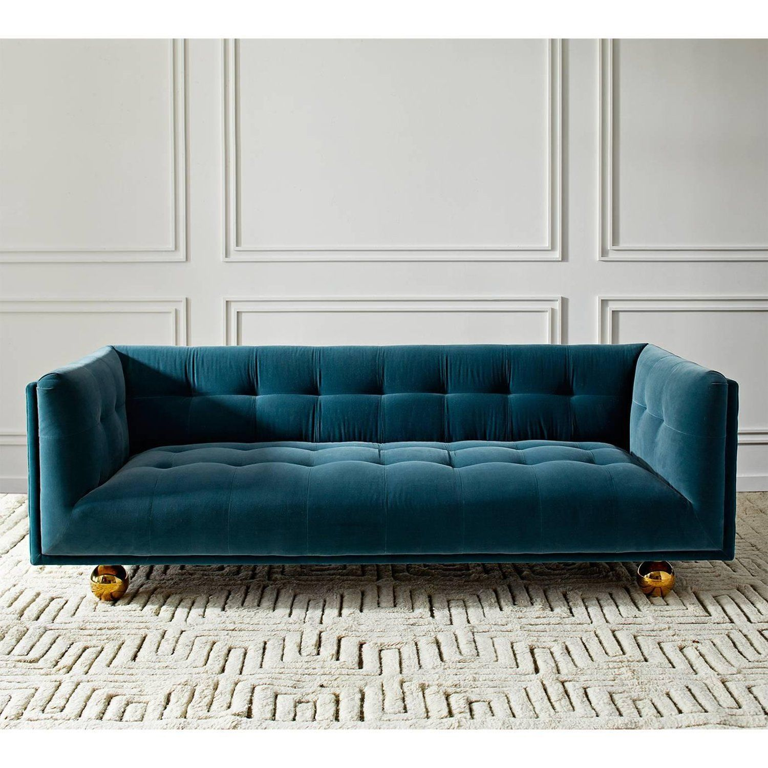 Claridge Modern Chesterfield Sofa From A Unique Collection Of