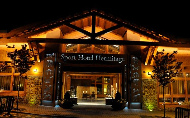 Sport Hotel Hermitage Spa Soldeu Andorra The Leading Hotels Of World