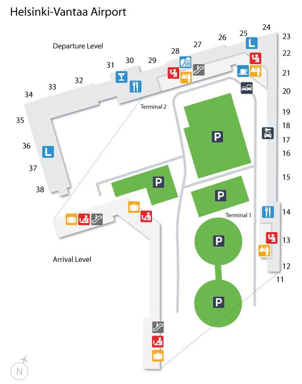 helsinki airport terminal 2 map Helsinki Airport Layout Google Search Helsinki Airport helsinki airport terminal 2 map