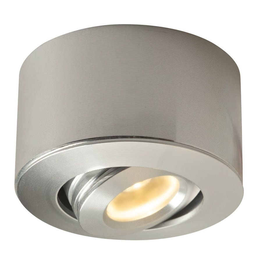Mini Led Puck Light By Dals Lighting Ledrdm1 Sba In 2021 Puck Lights Led Puck Lights Led