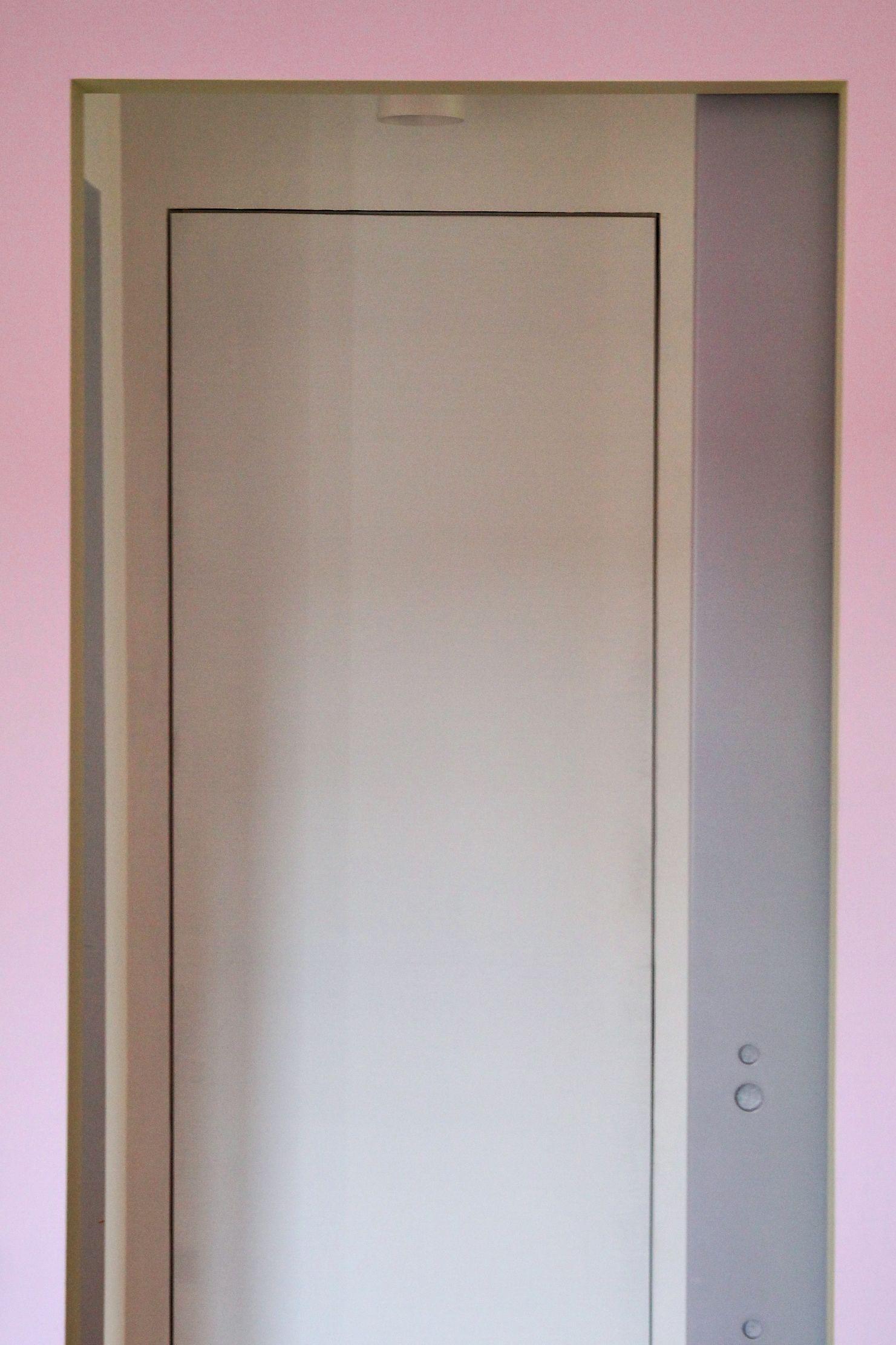 Excellent casa brianza porta scorrevole esterna binario in - Porta scorrevole esterna fai da te ...