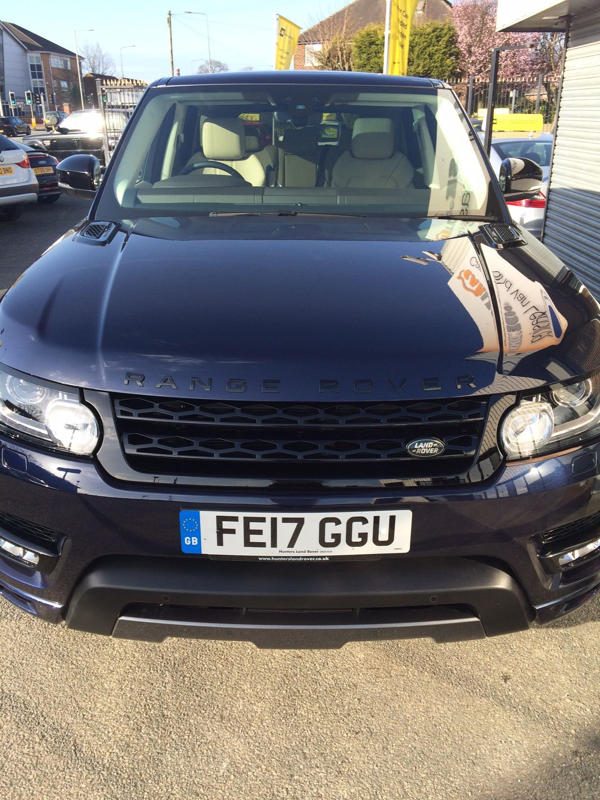 The Range Rover Sport #carleasing deal | Hopefully one of ...