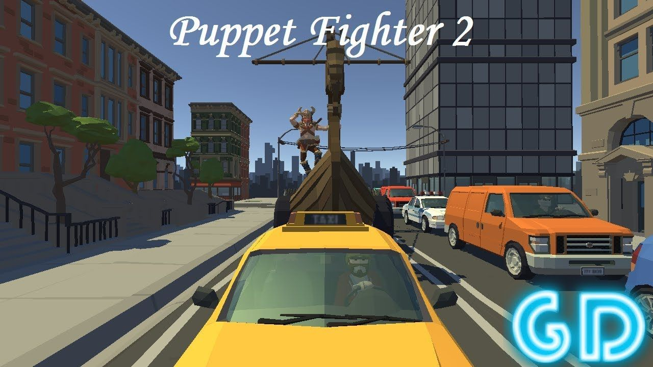 Puppet Fighter 2 Players Ragdoll Arcade Gameplay Android Arcade Ios Games Gameplay