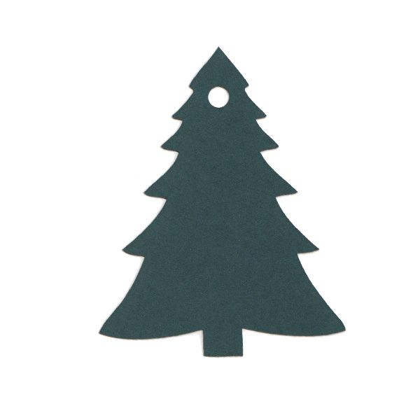 Oh Christmas Tree Our Christmas Tree Shape Pack Has Many Uses Imagine These With Bakers Twine Tied To Special Gifts F Shaped Cards Paper Tags Christmas Paper
