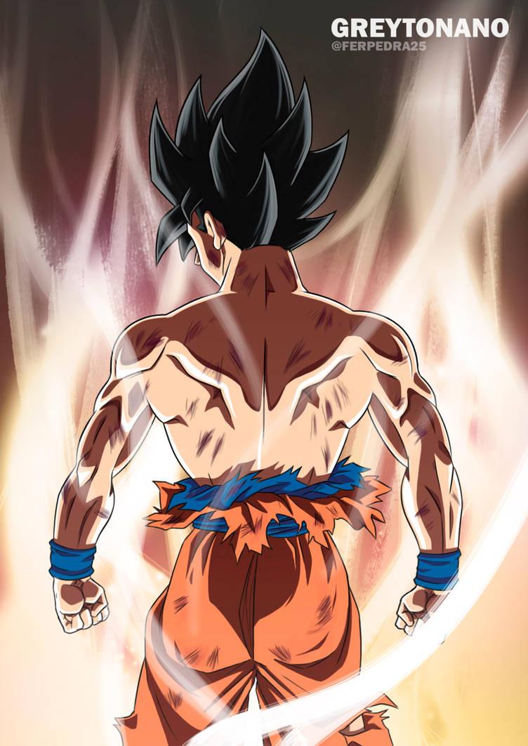 Goku Limit Breaker V2 By Greytonano On Deviantart Goku Personajes De Dragon Ball Personajes De Goku