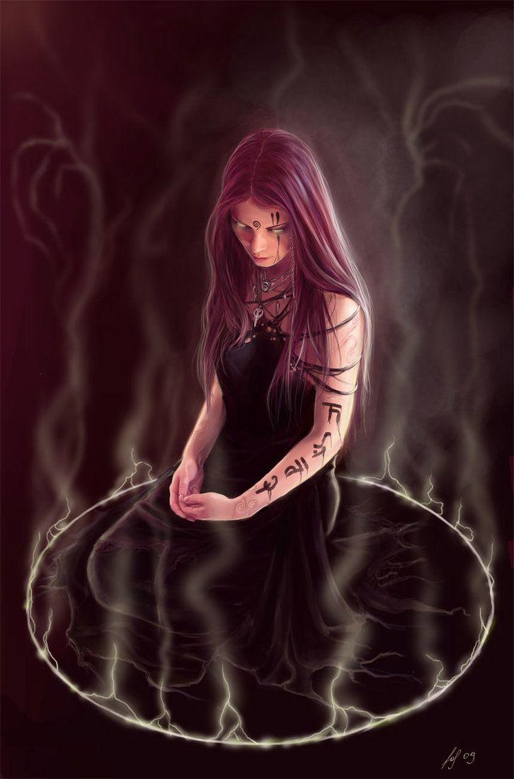 ведьмы в гневе картинки является