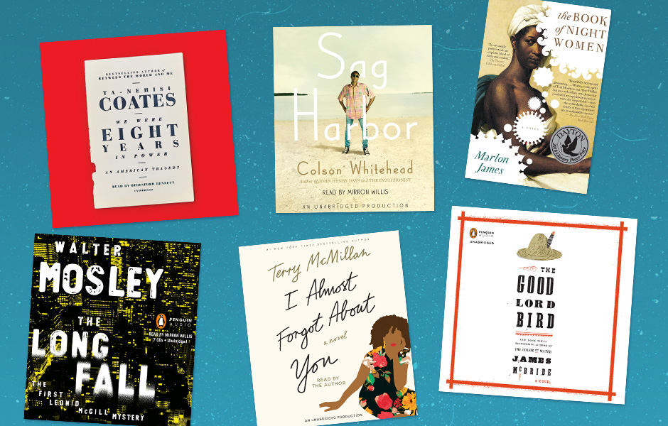 8 Audiobooks From Black Writers You Should Know Penguin Random House Audio In 2020 Black Writers Romantic Fiction Audiobooks